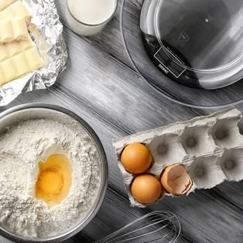 Duronic KS3000 Balance de cuisine numérique en acier inoxydable 5 kg