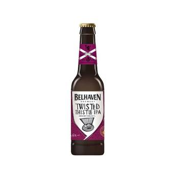 Biere - belhaven craft twisted thistle ipa 0,33l