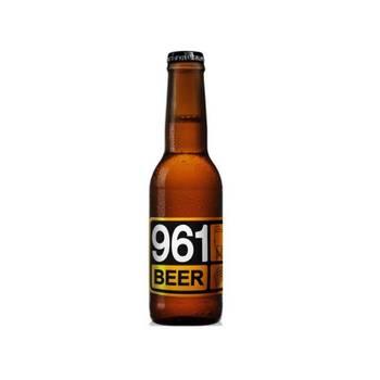 Biere - 961 beer lager 0.33l