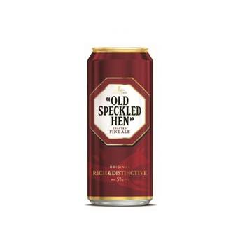 Biere - greene king old speckled hen 0,50l can