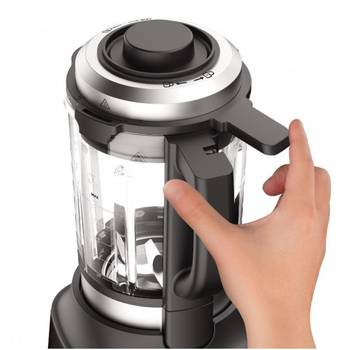 Blender chauffant 2l 1300w - moulinex - lm965b10