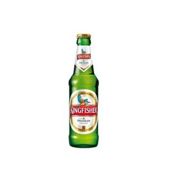 Biere - kingfisher 0,33l