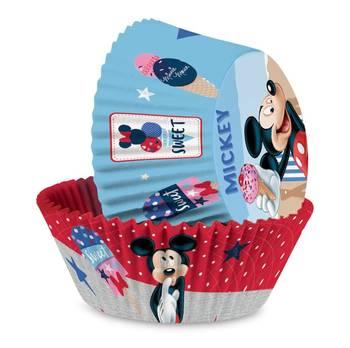 Caissettes Mickey env. 30 pièces - Scrapcooking
