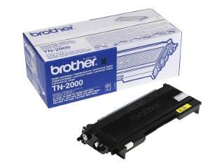 Cartouche de toner tn-2000 - noir - brother