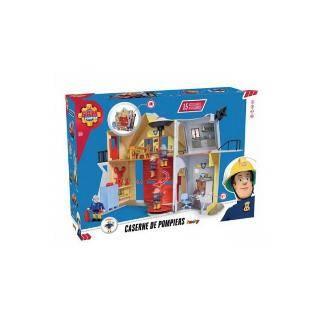 SLP Sam le pompier Caserne Pompier
