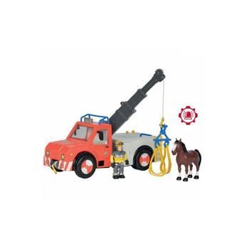SLP Sam le pompier Camion Grue