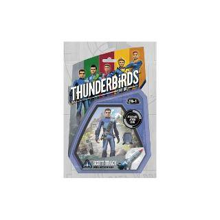 Figurines thunderbirds personnages asst