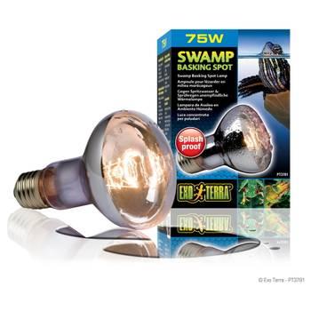 Ampoule swamp basking spot - exo terra - 75w