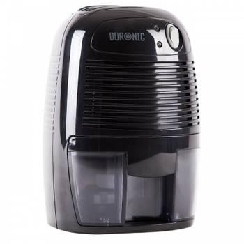 Duronic DH05 Mini Déshumidificateur noir 250 ml / jour - Idéal pour petits espaces