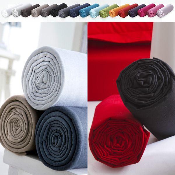Drap housse 140x190 100% coton today - Intermarché