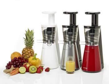 Jupiter Juicepresso Gris - Extracteur De Jus Vertical
