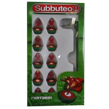 Subbuteo édition équipes nationales : portugal