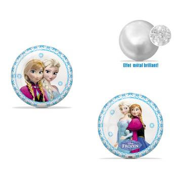 Ballon Glitter Ball La Reine des Neiges (Frozen)