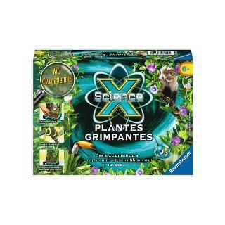 Mini Science Plantes grimpantes