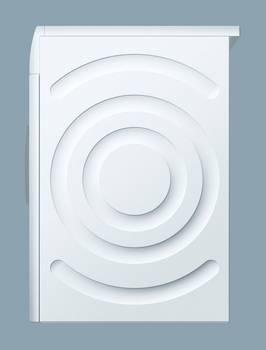 Lave-linge frontal 60cm 7kg 1390tr a+++ blanc - siemens - wm14n060ff