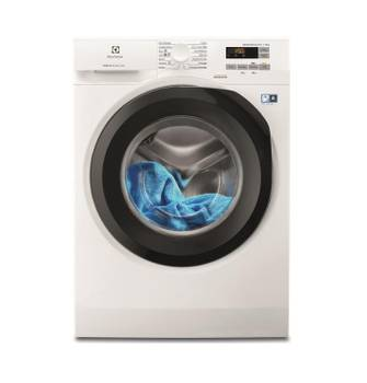 Lave-linge frontal 60cm 9kg 1400t a+++ blanc - electrolux - ew6f1495rb