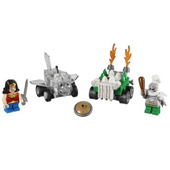 76070 Mighty Micros : Wonder Woman? contre Doomsday?, LEGO(r) DC Comics Super Heroes 0117