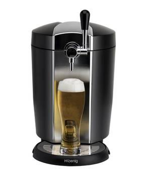 H.koenig tireuse a bière 65w 5l bw1778