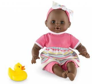 Mon 1er bebe bain fille gracieux