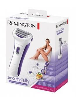 REMINGTON Rasoir Féminin Rechargeable Smooth & Silky Wet & dry Hypoallergénique WDF5030
