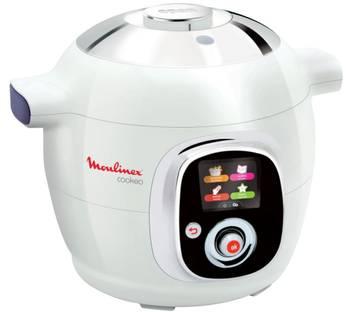 Multicuiseur intelligent Cookeo 6l 1200w - moulinex - ce705100