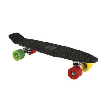 Skate vintage noir