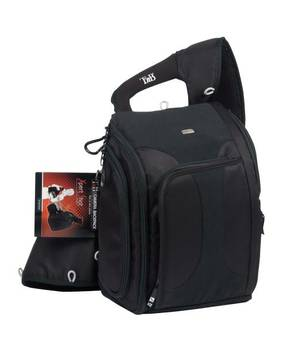T'nb sac à dos loisir photo tripper, 34 cm, noir
