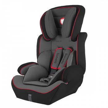 Levi plus siège auto évolutif réhausseur 9-36 kg groupe 123 rouge