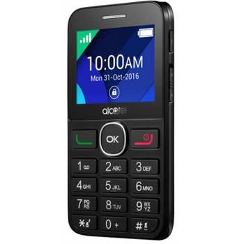 Alcatel 2008D - Double SIM - Noir