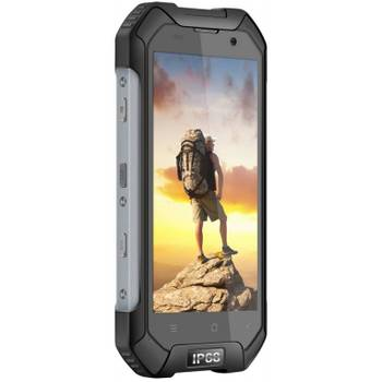 Blackview BV6000s - Double Sim - 16 Go, 2Go RAM - Noir