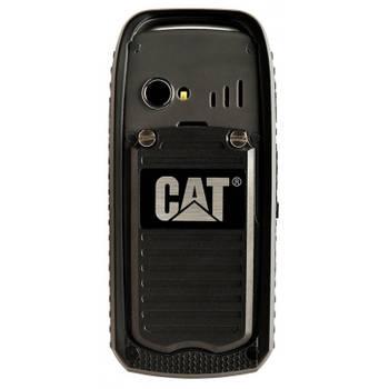 Caterpillar cat b25 dual sim noir