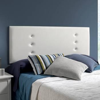 Tête de lit ibiza 160x55 blanche