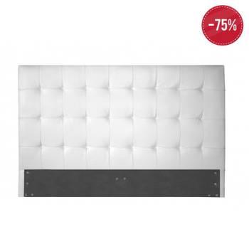 Tête de lit Viena 140 cm Blanc