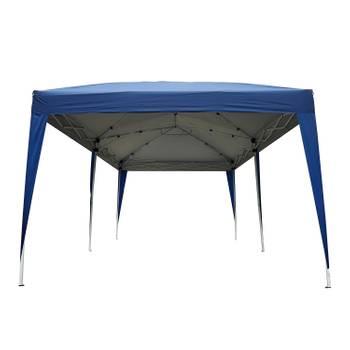 Tonnelle barnum 3x 6 m + sac transport bleu