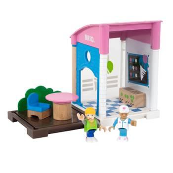 Village brio : kiosque à glaces