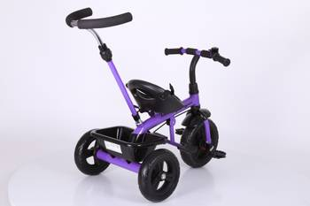 Tricycle fast and baby