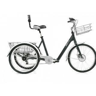 Tricycle Pliant Monty 609 Gris