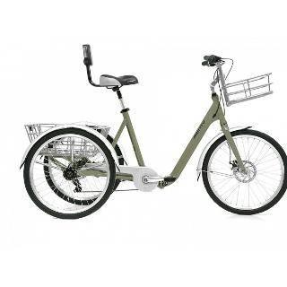 Tricycle Pliant Monty 609 Champagne