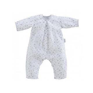 BB52 Pyjama Blanc Etoile
