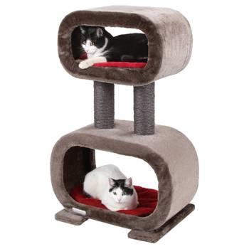 Arbre à chat rubin pour chats - kerbl - rouge