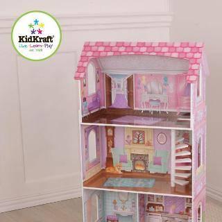 Maison de poupées Gemma