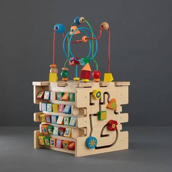 Cube d'activités de luxe