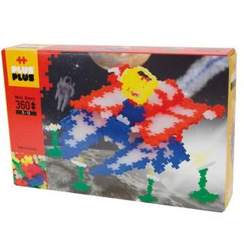 Jeu de construction : Plus Plus Box Mini Basic 360 pcs -Espace