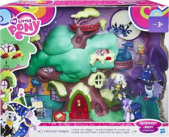 MLP Collection Bibliotheque Twilight