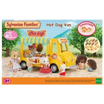 Sylvanian Family 5240 : Le camion restaurant