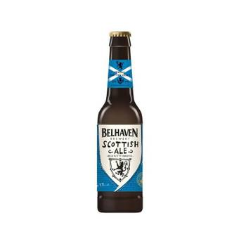 Biere - belhaven craft scottish ale 0,33l