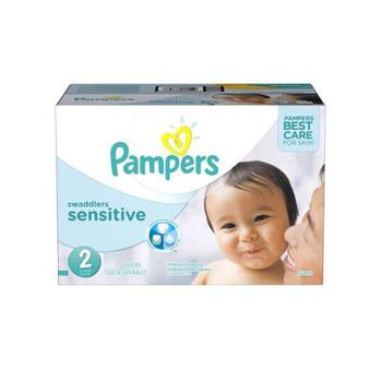 240 Couches Pampers New Baby Sensitive taille 2