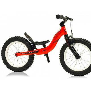 Draisienne Monty 202 Push Bike Rouge