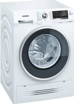Lave-linge séchant 60cm 7kg 1400t a blanc - siemens - wd14h464ff