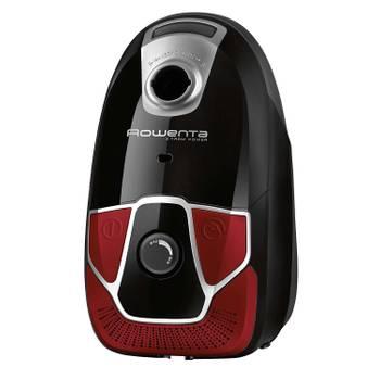 aspirateur traineau 72db noir/rouge - rowenta - ro6823ea